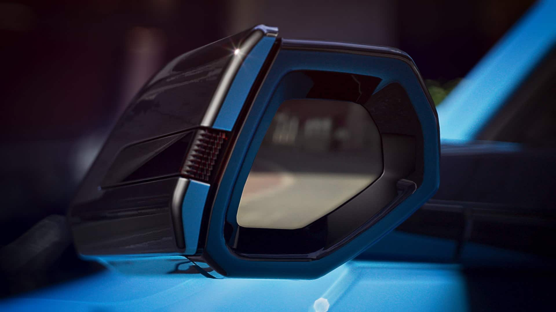 virtual side mirrors
